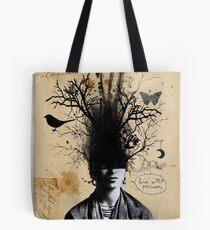frida's last dream Tote Bag