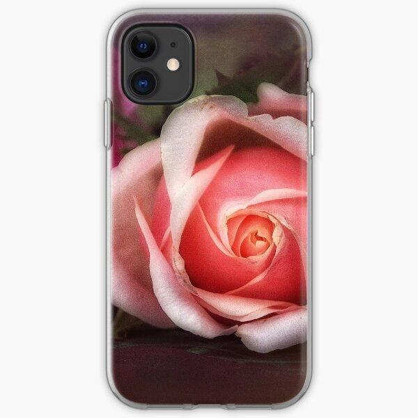 Three roses iPhone Soft Case