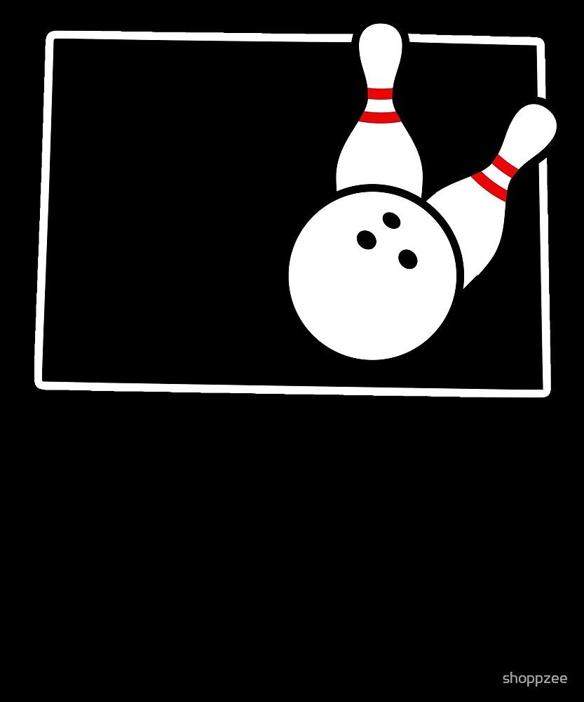 Funny Bowling Ball Shirt Colorado Bowling Shirt Funny by shoppzee