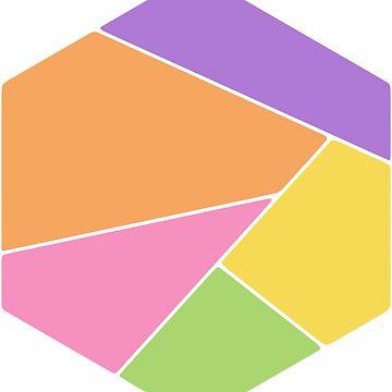 Hexagon 05 by jonathong007