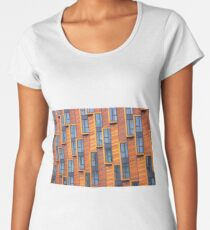 urban closeup Women's Premium T-Shirt