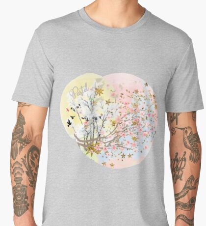 A Touch of Spring Men's Premium T-Shirt