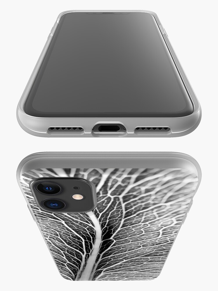 Alternate view of Leaf Pattern iPhone Case & Cover