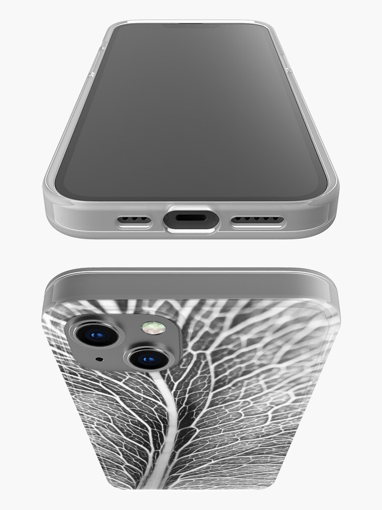 Alternate view of Leaf Pattern iPhone Case