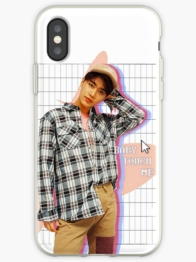 """""""Touch"""", Taeil Phone Cases by seuril"""