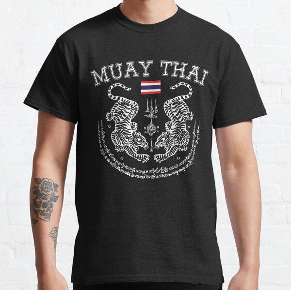 Muay Thai Men Kickboxing Men Women Kid - Toi Muay Thailand Classic T-Shirt