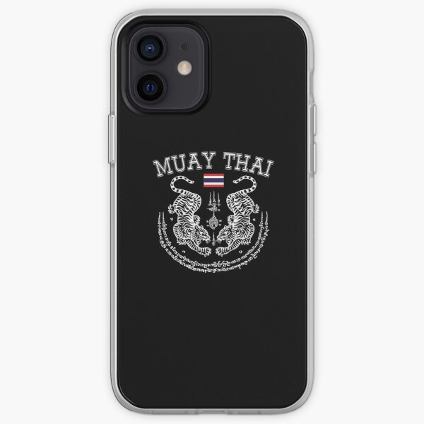 Muay Thai Men Kickboxing Men Women Kid - Toi Muay Thailand iPhone Soft Case