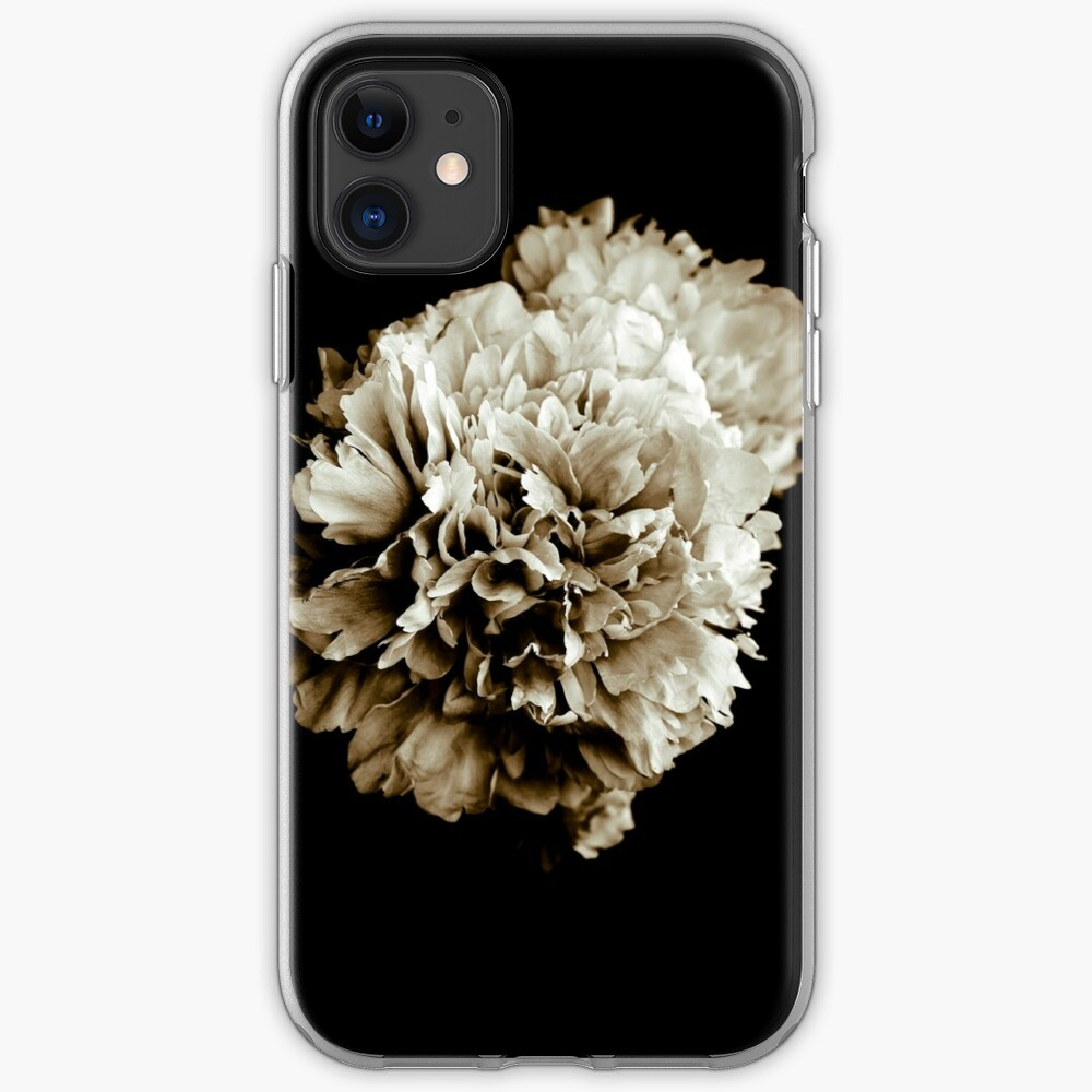 Paeonia iPhone Case & Cover