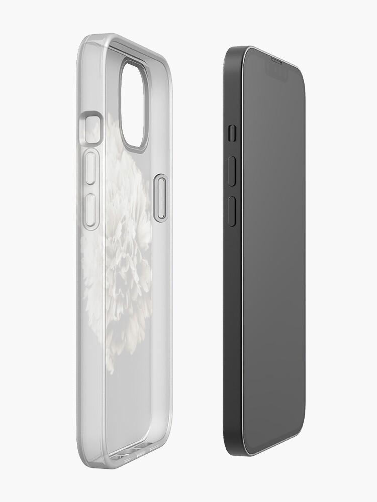 Alternate view of Paeonia iPhone Case
