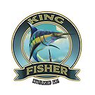 King Fisher by Psweetsdesign