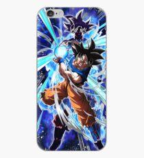 Ultra Instinct Goku iPhone Case