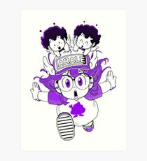 Arale Art Prints Redbubble