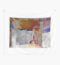 Abstract Fashion Gift Tee Shirt Art Lover Wall Tapestry