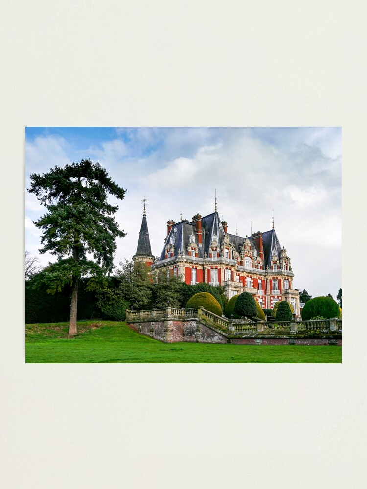 Alternate view of Chateau Impney Photographic Print