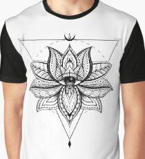 Lotus Graphic T-Shirt