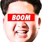 Kim Jong BOOM by Thelittlelord