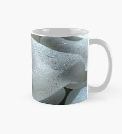Hidden Sea Glass Colors in White Sea Glass Mug