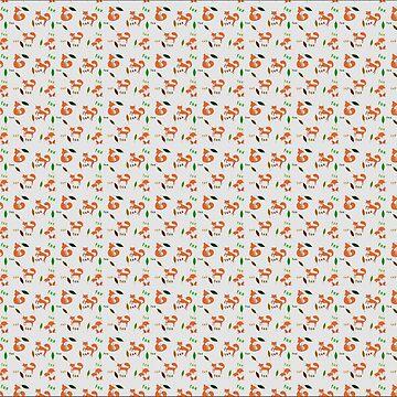 fox pattern by anniemarr