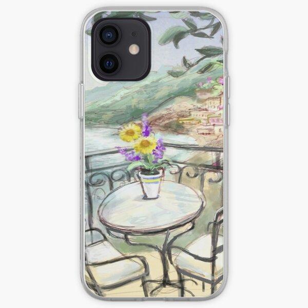 Italian Landscape iPhone Soft Case