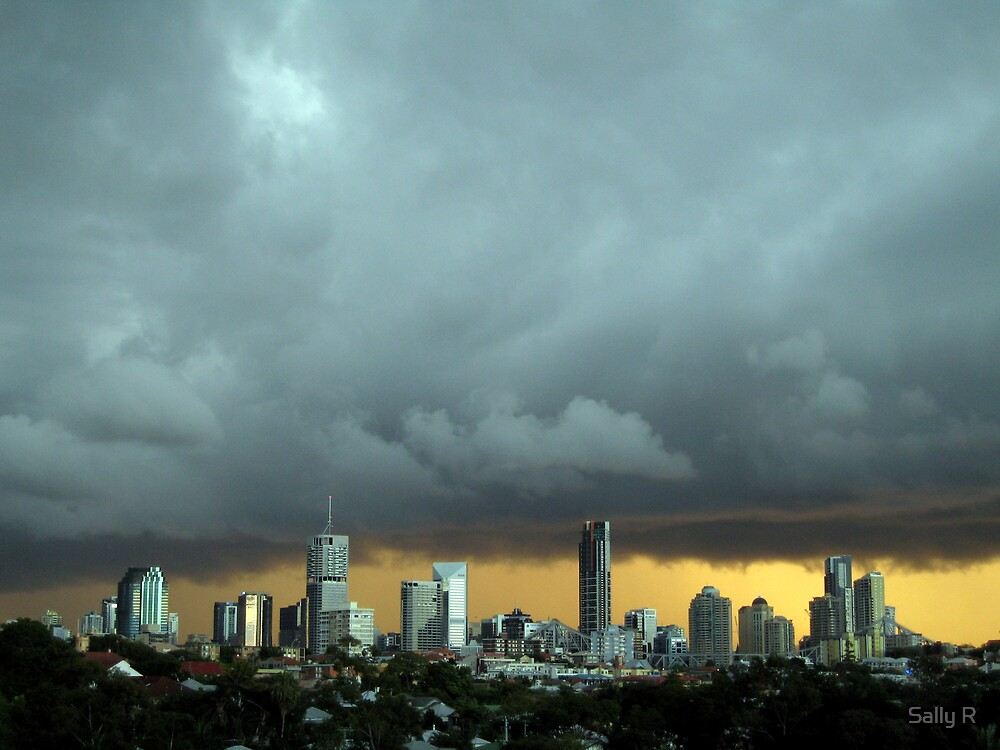 how angry is your city? by Sally R