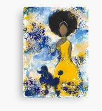 RHOyal Angel Canvas Print