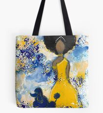 RHOyal Angel Tote Bag