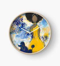 RHOyal Angel Clock