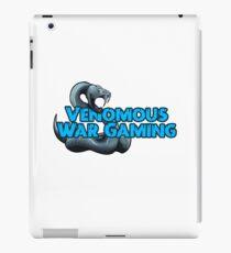 Venomous War Gaming iPad Case/Skin