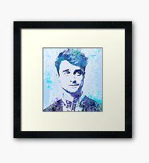 Daniel Radcliffe Framed Print
