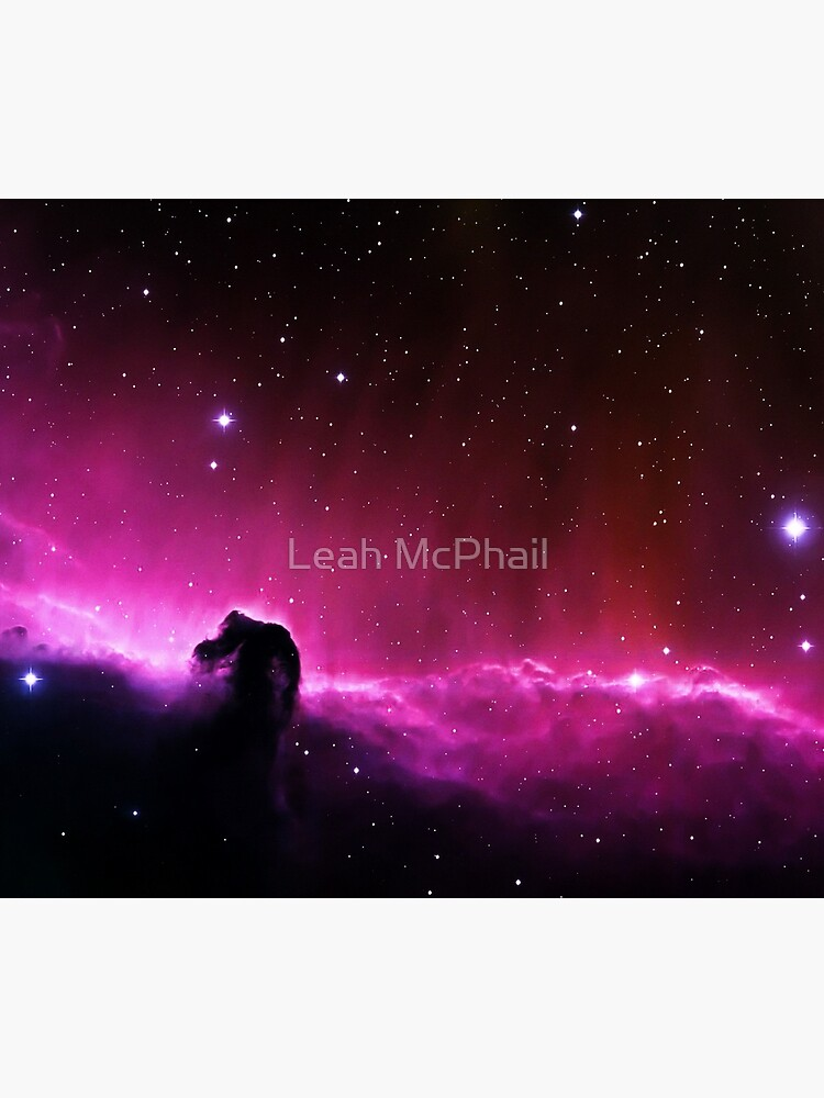 Horsehead Nebula by LeahMcPhail