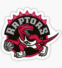Toronto Raptors Logo Sticker