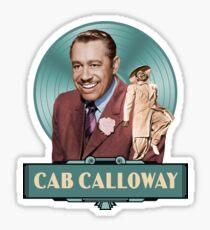 Pegatina CAB CALLOWAY - THE GOOD OLD DAYS