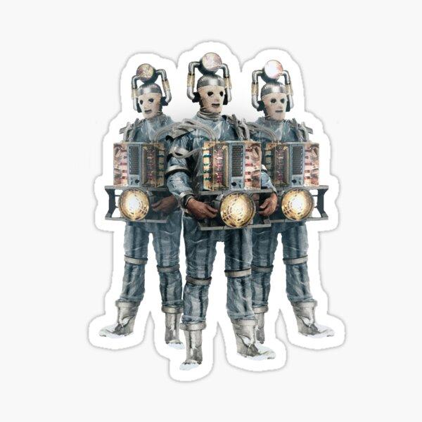 Mondan Cybermen Sticker