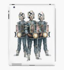 Mondan Cybermen iPad Case/Skin