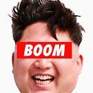 KIM JONG UN - BOOM by Thelittlelord