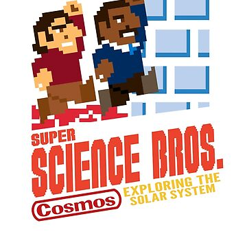 Super Science Bros by AtomicChild