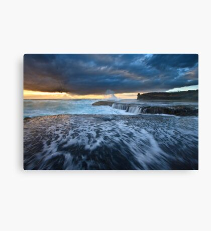 The Shelf Canvas Print