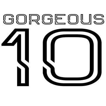 Gorgeous 10 by GoldyMaster07