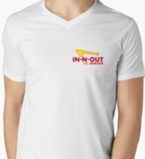 In-N-Out Men's V-Neck T-Shirt