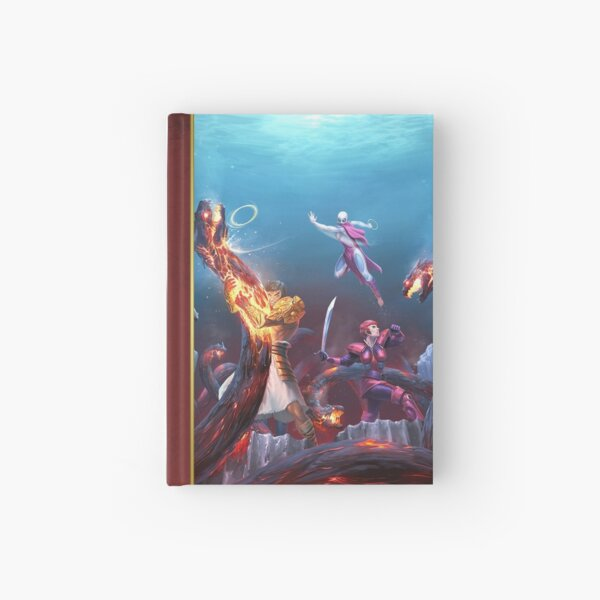 Exalted Art: Tomb of Dreams 1 Hardcover Journal