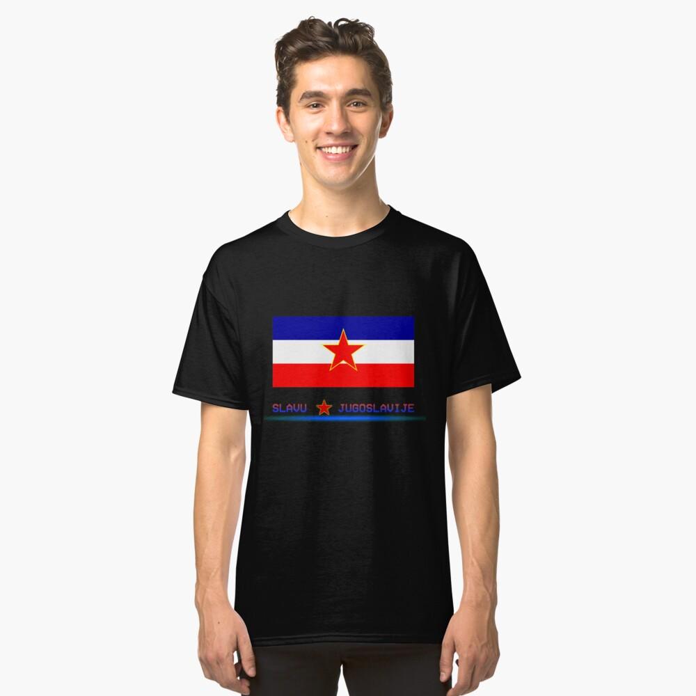Ruhm zu Jugoslawien Classic T-Shirt