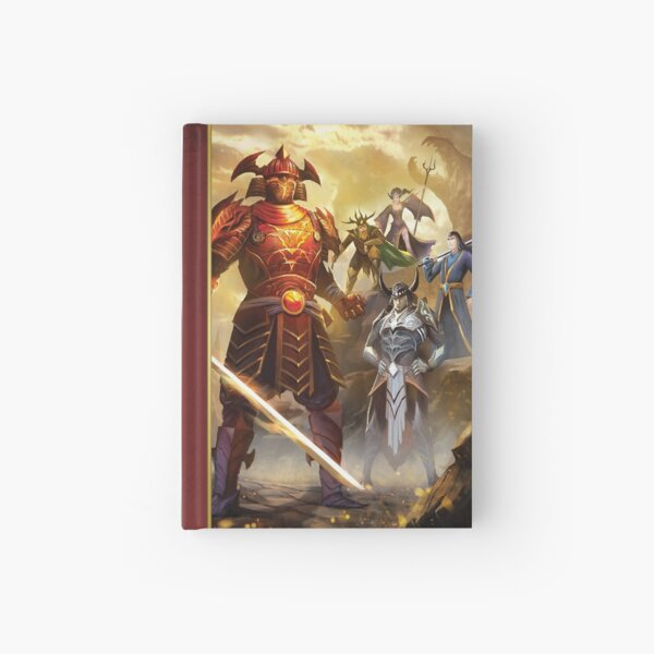 Exalted Art: The Dragon-Blooded Hardcover Journal