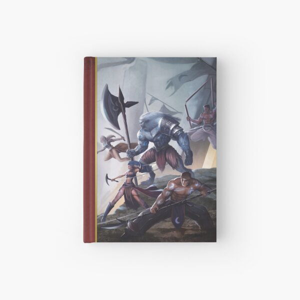 Exalted Art: Lunar Exalted Hardcover Journal