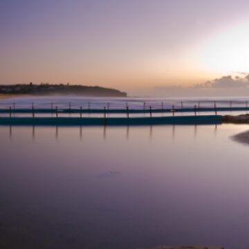 South Curl Curl - Before Sunrise by scatrdjason