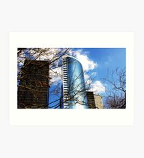 Corporate Branches Art Print