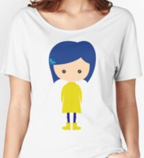 Coraline T-shirts coupe relax