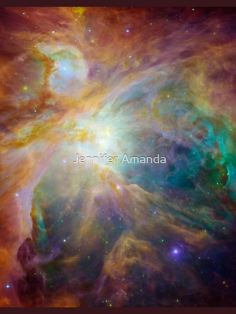 Orion Nebula by bworldsllc