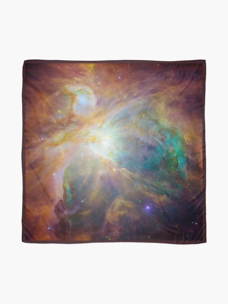 Alternate view of Orion Nebula Scarf