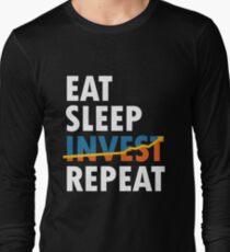 Invest Long Sleeve T-Shirt