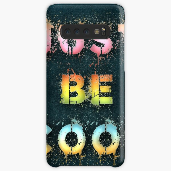 Just be cool Samsung Galaxy Snap Case